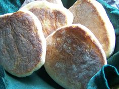 Portuguese Bolo Levedo from Food.com:   								These are sweet pancake-like breads from the Azores.