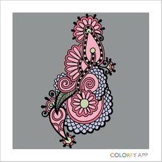 106 Best Oriental Colorfy Images Oriental Painting