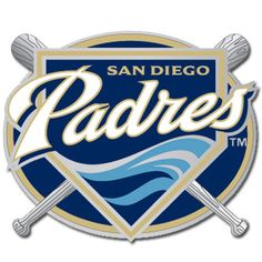 San Diego Padres Logo Hitch Cover