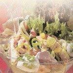 Recepty na dobře jídlo a pití: Kuřecí salát