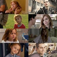 The mini lydia is freaking adorable with all the stiles features holland and dylan should get married NOW!!!