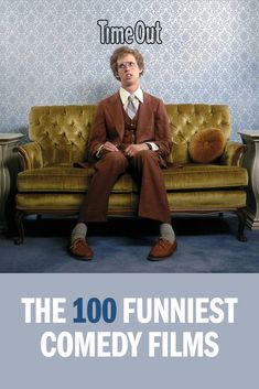 The 100 funniest comedies of all time