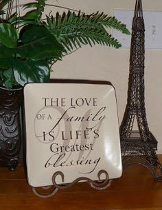 Cher's Signs by Design: The Love of a Family is Life's Greatest Blessing