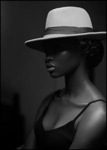 Woman, female, hat and black skin HD photo by Deji Akinyele ( on Unsplash