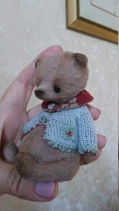 bear Niki By Belozerova Marina - Bear Pile
