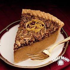 Eagle Brand® Sweet Potato Pecan Pie from Eagle Brand®