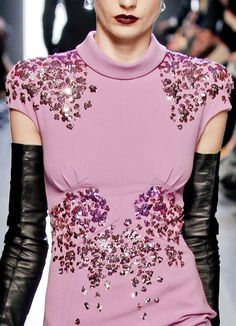 monsieur-j:    Bottega Veneta Fall 2012 Runway Details