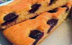 La torta di ciliegie di Marostica Igp varietà Durone nero #ricettedolcidessert