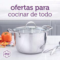 ¡Aprovecha las #ofertas para #cocinar de todo hoy mismo! Sea para cocinar para dos o para tu familia y amigos, tenemos lo que necesitas para tu cocina. Termina el 18 de junio del 2021