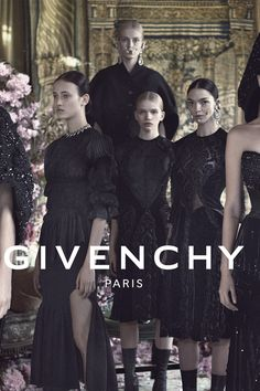 Givenchy Fall/Winter 2015-16 Ad Campaign by Mert Alas & Marcus Piggott.
