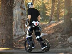 AWESOME!!!! /// Indian student designs wearable Personal Mobility Vehicle inspired from Segway