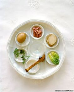 What to include in a traditional Seder plate.
