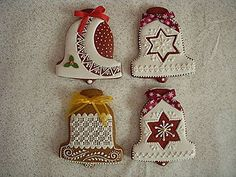 Dekorácie - vianočný zvonček ll - 4526023_