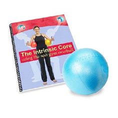 The Intrinsic Core Book and Soft Gym Overball Package | Shop OPTP.com