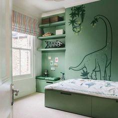 kids room dinosaur wall decal