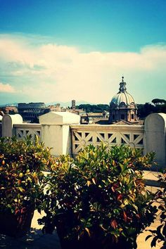 Vittoriano Roof Terrace, Rome