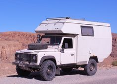 Landy Camper Basis Defender 110 TDI