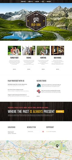 Delicious - Responsive App Landing WordPress Theme | Diseño ...