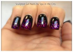 Gel Nails by Spa in the City