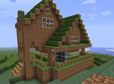Eragh's fancy House-Guide | Crazy Stuff | Minecraft cottage