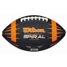 Wilson Sporting Goods NFL Hyper Spiral Football, Multicolor