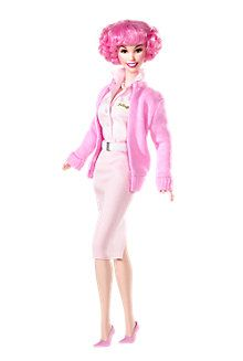 Looking for the Grease Frenchy Barbie Doll - Race Day? Immerse yourself in Barbie history by visiting the official Barbie Signature Gallery today! Barbie Blog, Barbie I, Barbie World, Barbie And Ken, Barbie Clothes, Barbie Princess, Barbie Stuff, Doll Stuff, Musical Grease