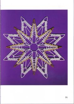 Neue Weihnnachts-Klöppelmuster - 26 Mb - isamamo - Webové albumy programu Picasa Bobbin Lace Patterns, Lacemaking, Lace Heart, Lace Jewelry, String Art, Lace Detail, Winter Wonderland, Bobby Pins, Knit Crochet