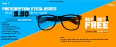Buy Eyeglasses & Prescription Glasses under $10 - Goggles4u
