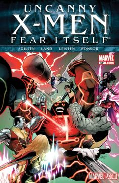 Resultado de imagen para uncanny X-Men 543