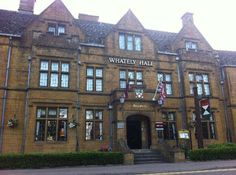 Mercure Banbury Whately Hall Hotel is said to have been haunted in the past, but not so much now. Haunted Hotel, Most Haunted, Travel Reviews, Natural Disasters, Old Town, Cornwall, Places Ive Been, Trip Advisor, Abandoned