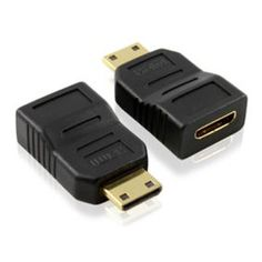 19pins Mini HDMI to mini HDMI Female to Female Adapter/Converter