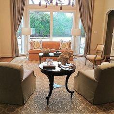 Jeanne Dollins Designs – Den and Living Rooms Y