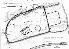 Mound Builders: The Ancient American Mound Builders: North Fork Works in Ross County, Ohio