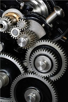 You will ❤ MACHINE Shop Café... ● Industrial Evolution Pin #96 ●