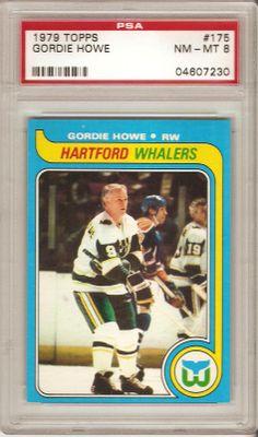 1979-80 Topps - Gordie Howe