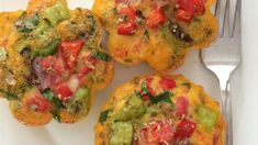 These paleo-style, muffin-shaped omelets with meat and vegetables are easy to make and easily adaptable.