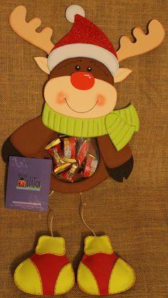 trabajos manuales de navidad | milita-manualidades: Trabajos Manuales Navideños