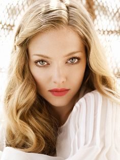 Amanda Seyfried as Annabelle Peyton in Secrets of a Summer Night, The Wallflower series #1 by Lisa Kleypas