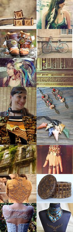 boho around the world by Maya ING on Etsy--Pinned with TreasuryPin.com