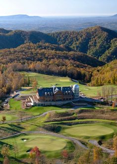 Primland Resort, Meadows of Dan, Virginia