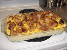 Barb's Chicken Divan Chicken Divan, Pinterest Projects, Food To Make, Chicken Recipes, Chelsea, Cooking, Breakfast, Book, Kitchen