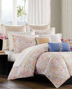 Echo Bedding, Laila Comforter and Duvet Cover Sets - Duvet Covers - Bed & Bath - Macy's