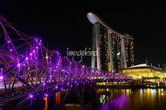 City by Night Singapore, MBS and CIty