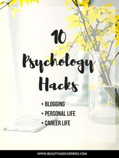 pyschology to influence people-pinterest
