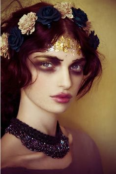 Photography: Teneshia Carr Style: Julia Andryeyeva Make-up artist (MUA) - Tatyana Kharkova Hair - Junya Nakashima Model - Linnea Ahlman (ONE Management)