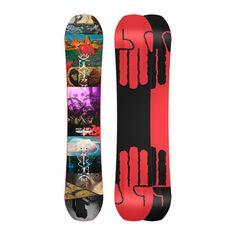 Bataleon snowboards Boss