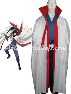 Rurouni Kenshin kujyo Hiko Seijuro Cosplay Costume,Rurouni Kenshin Cosplay Costume,Movie Cosplay Costume