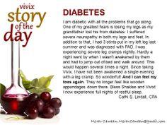 Another #Vivix toe-touching #diabetes testimonial. For more information on Vivix go to: http://longevitywave.myshaklee.com