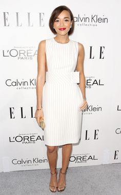 Ashley Madekwe from 2013 Elle Women in Hollywood Gala | E! Online