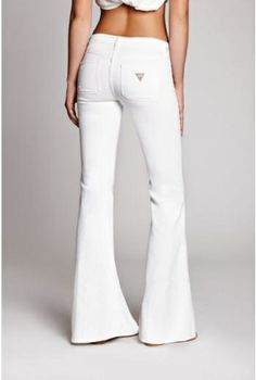 Résultats de recherche d'images pour « White jeans with designs on them in color »